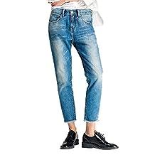 Anthony keller jeans Women Jeans Beautiful Harem Pants Long BF Style Leisure-Blue