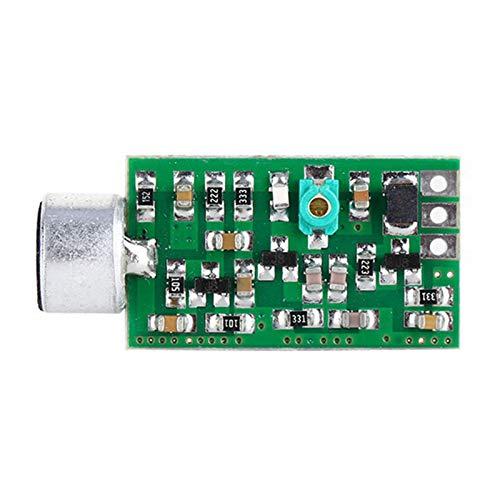 Semoic FM Transmitter Module Board 88MHZ-108MHZ BugWiretap Dictagraph Interceptor by Semoic (Image #8)
