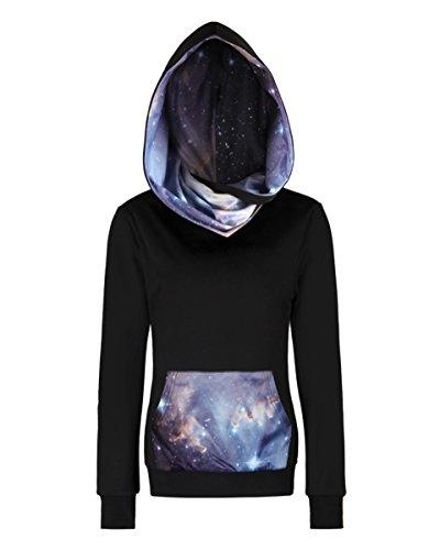 space galaxy sweatshirt - 4