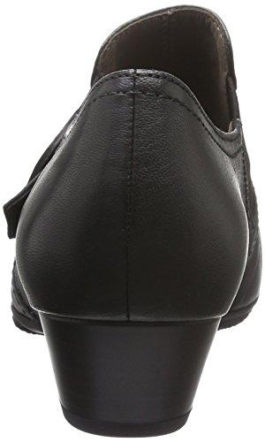 Gabor Shoes Basic, Botines para Mujer Negro (Schwarz 57)