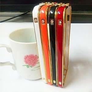 SHOUJIKE Co-crea Casing Drill The Metal Belt Drilling Frame for iPhone 6 , Orange