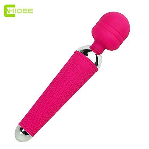 cnhidee-mini-multi-speed-waterproof-therapeutic-wireless-power-wand-vibrator-massager-pink-416-ounce