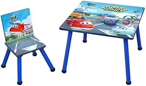 Juegos de mesas y sillas Mesa para Niños para Escritorio De ...
