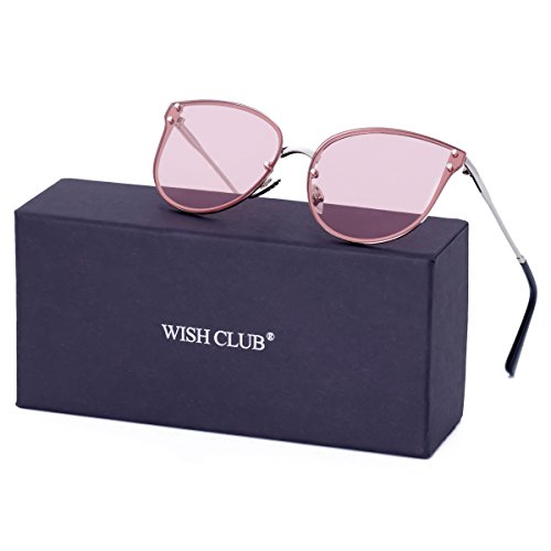 Wish Club Oversized Cat Eye Glasses
