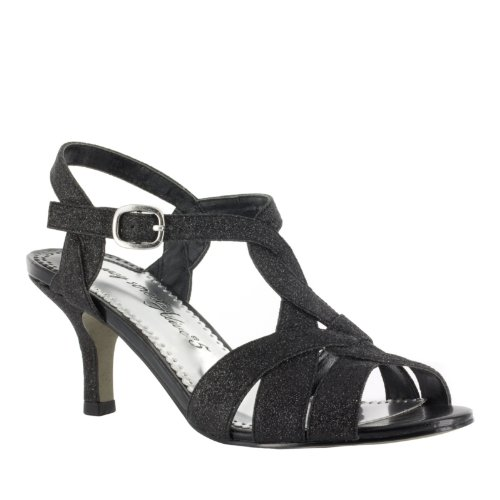 Easy Street Glamorous Larga Sintetico Sandalo