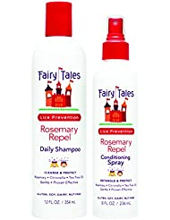 Rosemary Repel Shampoo & Leave In Spray Duo