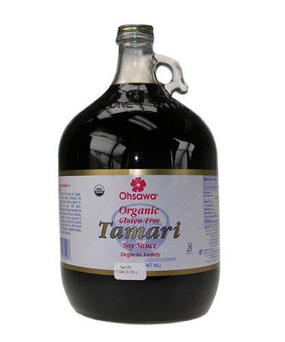 OHSAWA® ORGANIC GLUTEN-FREE TAMARI 1 GAL by OHSAWA®