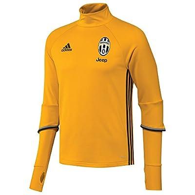 2016-2017 Juventus Adidas Training Top (Gold)