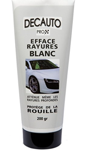 LAV RENOVAUTO EFFACE Rayures Blanc