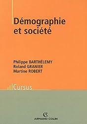 Démographie et société