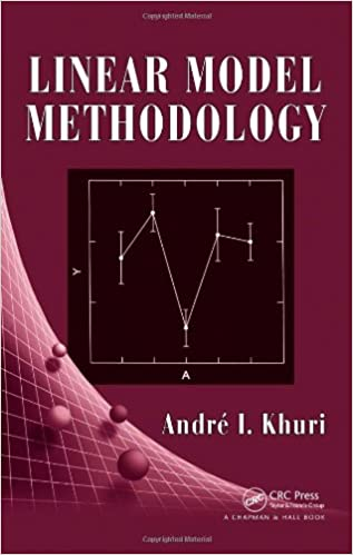 Book Linear Model Methodology