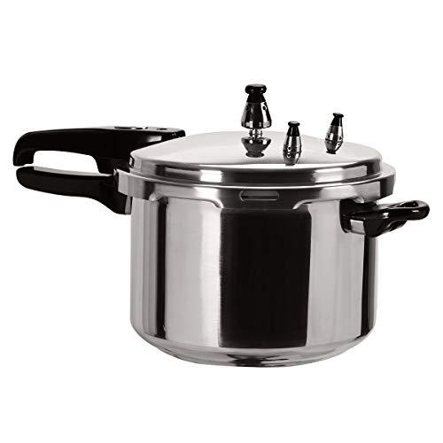 (Giantex 6-Quart Aluminum Pressure Cooker Fast Cooker Home Kitchen Pot for Rice or Soup )
