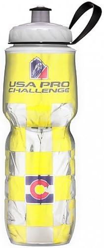 Polar Botella de Agua aislada (24-Ounce, USA Pro Cycling Challenge ...