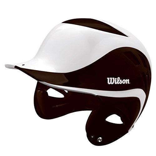 Wilson Wta5410 Contour Pro Adult/Youth Batting Helmet Large-Xlrg 7 1/4 - 7 3/4 by Wilson