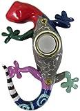 Waterwood Handpainted Gecko Doorbell