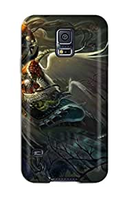 Wael alamoudi's Shop New Style 8442345K12267660 Protective Phone Case Cover For Galaxy S5