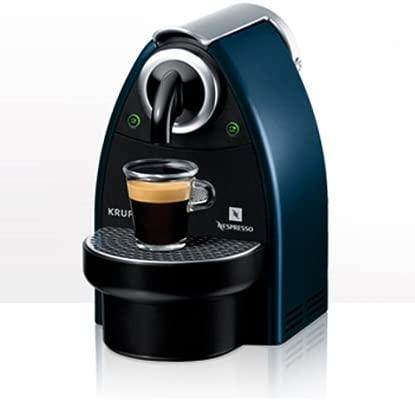 Krups Nespresso Essenza Cafetera Nespresso Azul Noche: Amazon.es ...