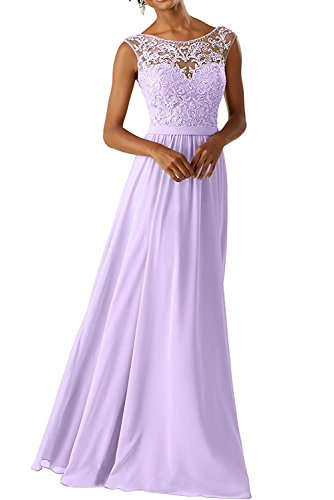 Marie Abendkleider Lang Kleider Spitze Brautmutter Lilac La Kleider Jugendweihe Festlichkleider Damen Braut Gelb dFqOwwAI