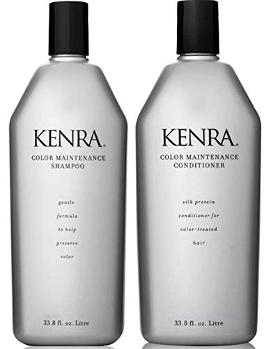 Kenra Color Maintenance Shampoo and Conditioner Set, 33.8-Ounce by Kenra
