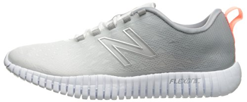 Balance New Sportive 043 Bianco silver Donna 99 Indoor Scarpe Training white d6fTq6