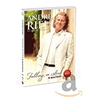 André Rieu: Falling In Love In Maastricht [DVD] [NTSC]