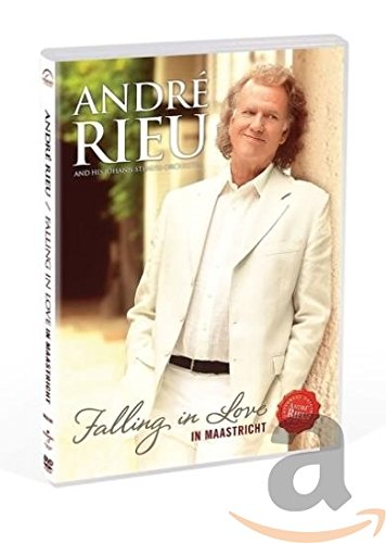 DVD : RIEU, ANDRE - Falling In Love In Maastrich (United Kingdom - Import)