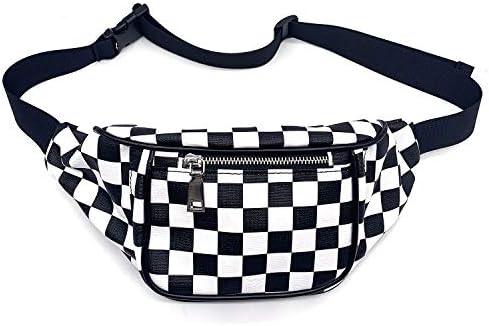 Dolores Women Fashion Hologram Laser Waist Bag Fanny Pack Zipper Waterproof Chest Pack Bum Bag Beach Purse