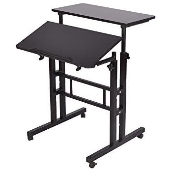 Amazon Com Teeter Sit Stand Desk Adjustable Height