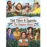 Tall Tales & Legends : The Complete Series 9 DVD Set : Pecos Bill , Ponce De Leon , the Legend of Sleepy Hollow , Johnny Appleseed , John Henry , Davy Crockett , Darlin Clementine , Casey At Bat , Annie Oakley : Box Set