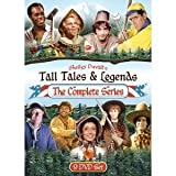 Tall Tales & Legends : The Complete Series 9 DVD Set : Pecos Bill , Ponce De Leon , the Legend of Sleepy Hollow , Johnny Appleseed , John Henry , Davy Crockett , Darlin Clementine , Casey At Bat , Annie Oakley : Box Set