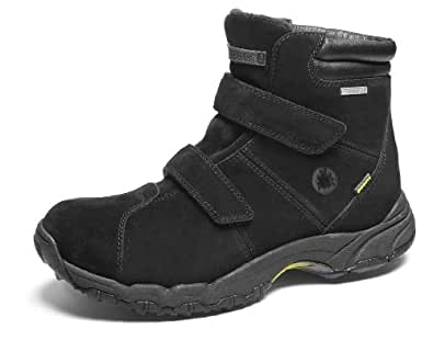 Amazon.com | Icebug Men's Ryum BUGrip Studded Velcro Snow