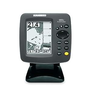 Humminbird 161 Combo 4-Inch Waterproof Marine GPS and Chartplotter