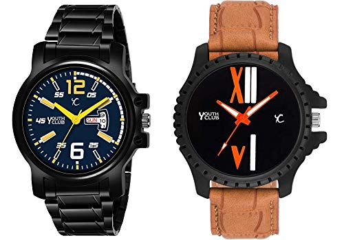 Youth Club Analog Combo Watch for Boys