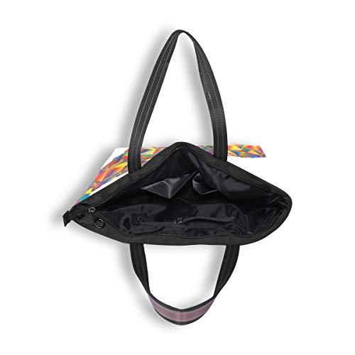 Multicolor Fajro Bolso De Tela Para Mujer XrXqvS