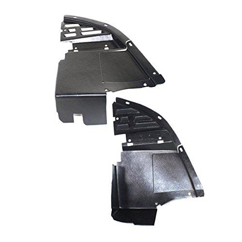 Koolzap For 93-02 Camaro Front Bumper Spoiler Valance Apron Panel Left & Right Side SET PAIR ()