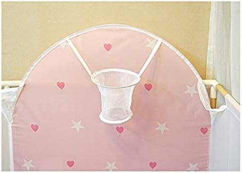 Hyzb Barrière intérieure pour Enfants Barrière de Jeu pour bébé Tapis de sécurité pour bébé, Bambin et Bambin