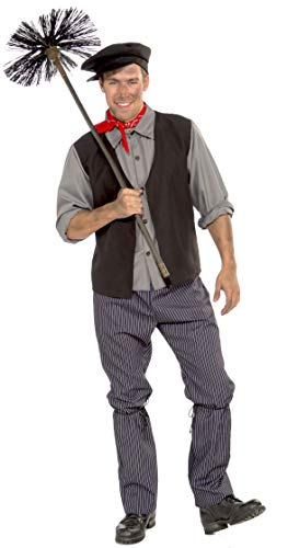 Best Ideas For Couples Halloween Costumes (Forum Novelties Men's Chimney Sweep Costume, Multicolor,)