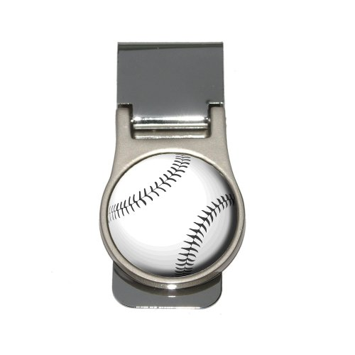 Baseball Money Clip ()