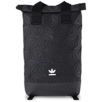 Amazon Com Adidas Originals Bp Roll Top 3d Mesh 2017 Black Backpack