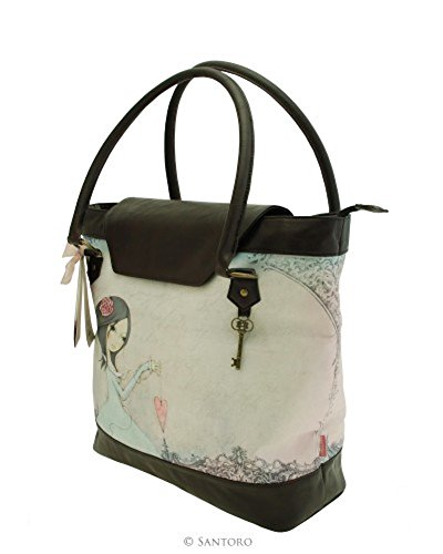 All For Love, Santoro's Mirabelle Collection (Shoulder Bag) by Santoro (Image #4)