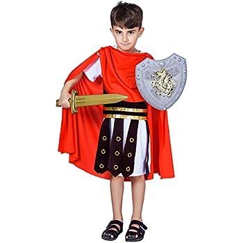 Amazon.com: Disfraz de gladiador para niño., S ...
