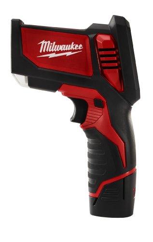 Milwaukee 2276-21 M12 Laser Temp Gun Kit by Milwaukee (Image #2)