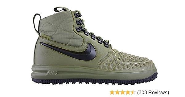 pretty nice 837d9 9878e Amazon.com | Nike Lunar Force 1 Duckboot Mens Boots | Athletic
