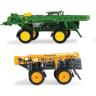 (John Deere 1/64 Scale Hagie Sprayer Combo Toy - LP68197 )