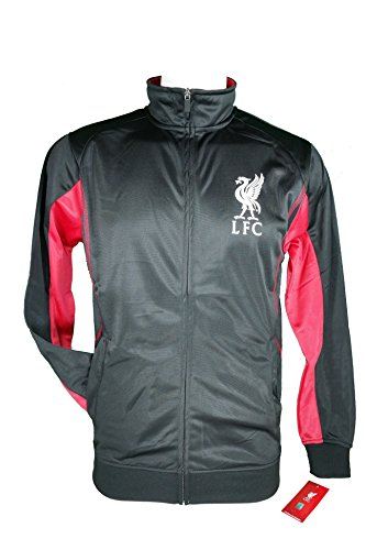 Liverpool Official License Soccer Track Jacket Football Merchandise Adult Size 002 Large