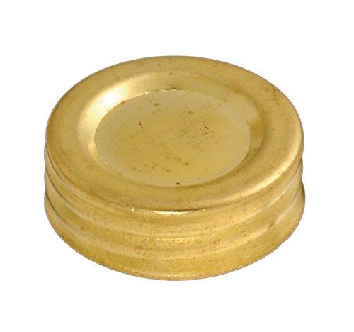 B&P Lamp Filler Cap Designed To Fit Aladdin Brand Glass Lamps