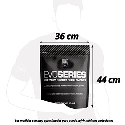 HSN Sports Caseína Micelar de Evocasein 2.0 Sabor Banana - 2000 gr: Amazon. es: Salud y cuidado personal