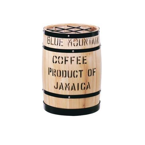 コーヒー樽 傘立 白 B0091SM7VM