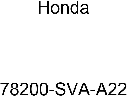 Honda Genuine 78200-SVA-A22 Combination Meter Assembly