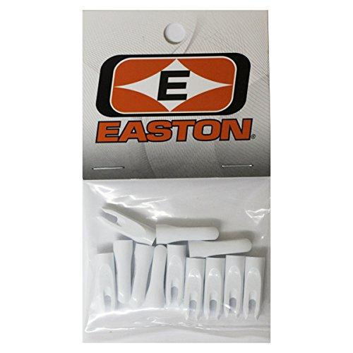 Easton PlastiNock 11//32 Doz Bag White 782950 TF